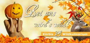 Total wilder Herbst